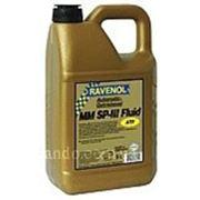 Трансмиссионная гидравлическая жидкость RAVENOL Autom -Getr Oel MM SP-III Fluid