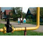 Строительство уличных газопроводов фото