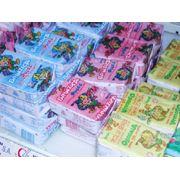 Полиэтиленовая упаковка для хранения кисломолочных продуктов (сладких сырков) фото