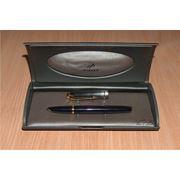 Ручка перьевая Parker 100 Cobalt Black. фото