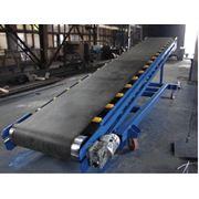 Конвейеры транспортеры винтовые для грузов фото