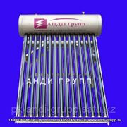 Солнечный водонагреватель Дача-Эконом XF-II-15-125 фото