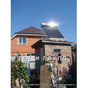 Солнечный водонагреватель Дача-Эконом XF-II-24-200 фото