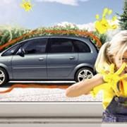 Автомобиль Opel Meriva фото