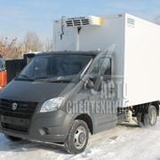 Фургон-рефрижератор на шасси ГАЗ 3302 Next фото