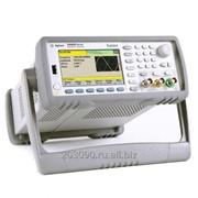 Генератор сигналов, 30 МГц, 2 канала, функция генерации сигналов произвольной формы Agilent Technologies 33522B фото