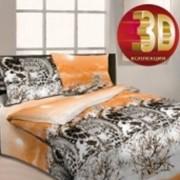Ткань постельная Бязь 125 гр/м2 220 см Набивная Хищник 3917-2/S043 TDT фото