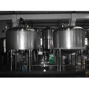 Минипивоварня мощность 1000 литров оборудование для производства пива фото