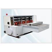 Станок для порезки мягких рулонов High speed rotary soft roll die cutting machine оборудование картонорезательное бумагорезательное оборудование фото
