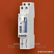 Электромеханический таймер, суточная программа, минимальный интервал переключения 15 мин IH UNI QT фото