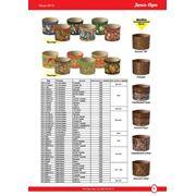Формы бумажные для выпечки куличей куличные формы фото