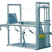 Оборудование для животноводства станок для фиксации животных фото