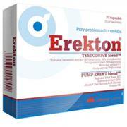 Тестестероновые бустеры ERECTON (30 КАПСУЛ) фото