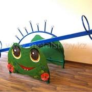 Качалки детские Лягушонок Тимка фото