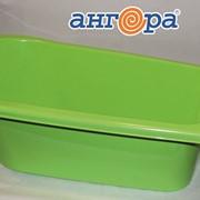 Ванночка детская салатовая *5 (Ангора) фото