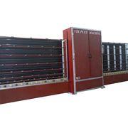 МАШИНА ДЛЯ МОЙКИ И СУШКИ СТЕКЛА VILMAC VM-1500 (2 щётки) фото