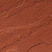"""Камень песчаник природный камень """"Agra Red"""" фото"""