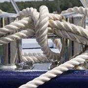 Канаты, веревки, шнуры -полиамидные фото