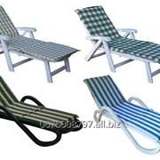 Пошив матрасов на шезлонги, лежаки и кресла фото