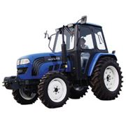 Колесный трактор Foton TB554 фото