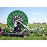 Дождевальная установка компании Ирримек (Италия) ST6 110TG400 в комплекте с консолью фото