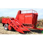 Комбайны кукурузоуборочные Комбайн початкоуборочный TORNADO 80 фото