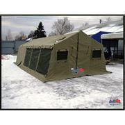 Палатка каркасная М10 фото