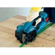 Ручное механическое пневматическое электрическое оборудование для пластиковой ленты фото