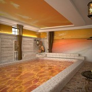 Дизайн интерьера бассейна фото