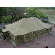 Палатка армейская УСБ-56 фото