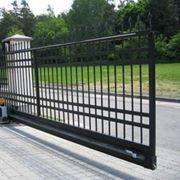 Автоматические гаражные ворота Hoermann фото
