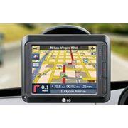 Автомобильный GPS навигатор фото