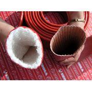 Теплоизоляционные и огнеупорные рукава IZOPLET фото