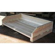 Лоток деревянный для хлеба фото