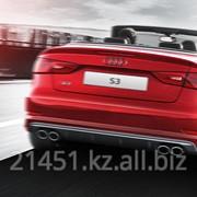 Автомобиль Audi S3 Cabriolet фото