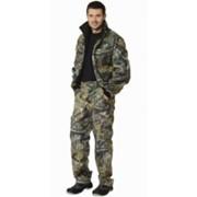 Куртка Пикник (ткань смесовая) КМФ Мох фото