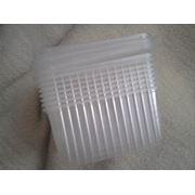 Пластиковый контейнер для пищевых продуктов фото