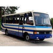 Автобус туристический МАЛЬВА БАЗ А079.25