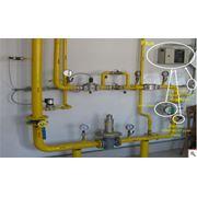 Газовый корректор Flux-1 на экспорт/Автоматические блочные газовые горелки, горелки двухтопливные. Цифровые системы контроля для автономных котельных и теплопунктов. Цифровые системы контроля технологических процессов. Автономные котельные фото