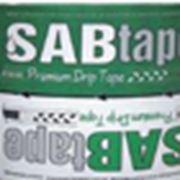 Капельная лента SABtape 4 mil фото