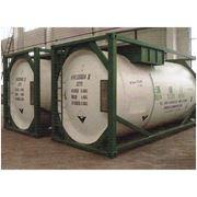 Танк-контейнер для транспортировки и хранения азотной кислоты фото