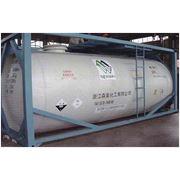 Танк-контейнер для транспортировки и хранения плавиковой кислоты фото