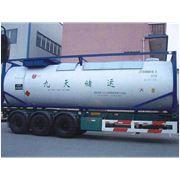 Танк-контейнер для транспортировки и хранения акриловой кислоты фото