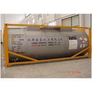 Танк-контейнер для транспортировки и хранения желтого фосфора фото