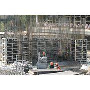 Опалубка стен крупнощитовая алюминиевая Агрисовгаз фото
