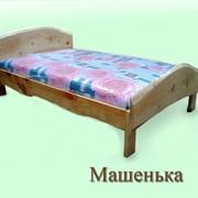 Кровать из массива фото