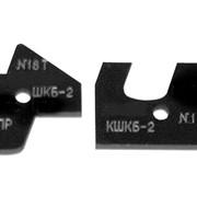 Шаблон на профиль канавки и упорного бурта в бандаже ШКБ-2 фото