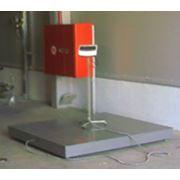 Системы платформенные весовые ВКМ фото