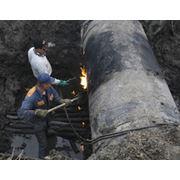 Ремонт газопроводов газораспределительных станций и пунктов фото