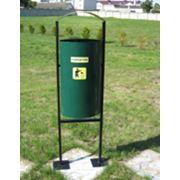 Урны для мусора 1300*385 55 л. фотография